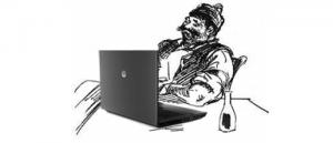 Бай Ганьо в Интернет