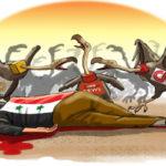 Анализ на международните отношения влияещи на кризата в Сирия