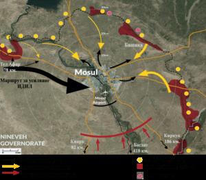 Военна операция Фатах (Завоевание) за освобождаване на Мосул